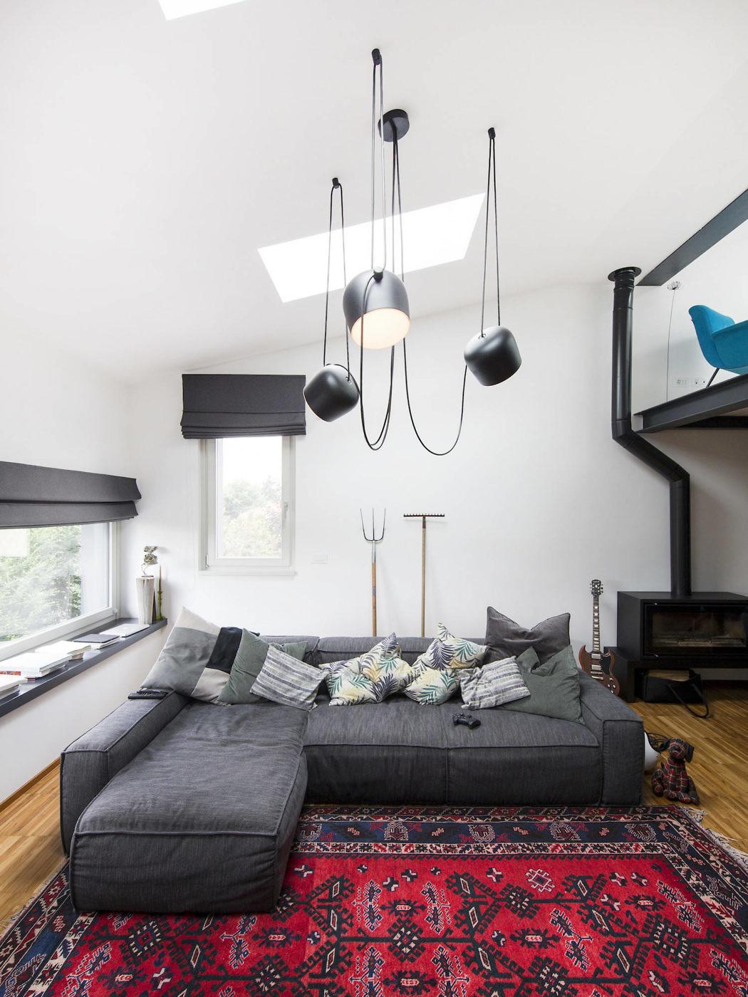 Architettura And Design loft in italy by ideea interior design e architettura