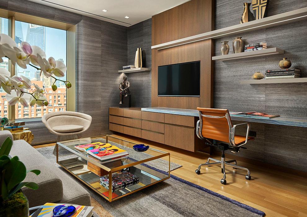 Upper East Side Residence by Pepe Calderin Design