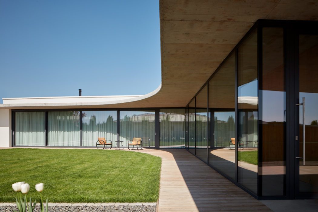 Family House in Jarovce by Compass Architekti