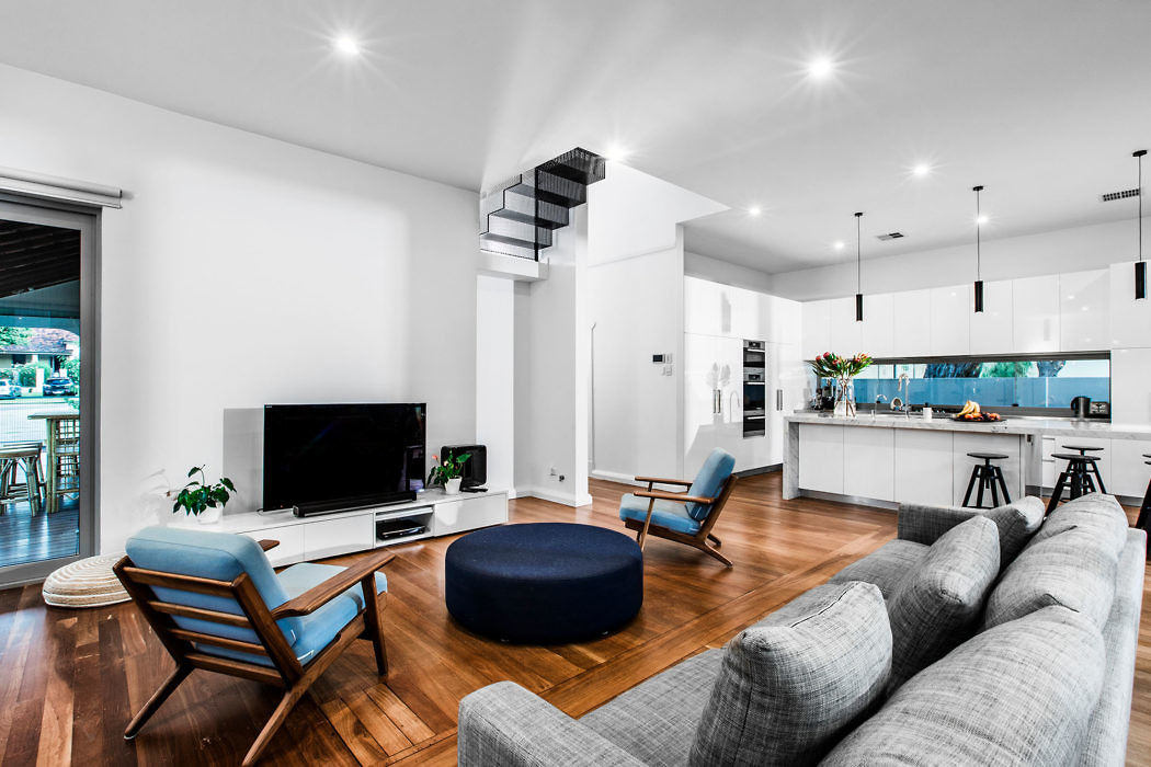 House in Cottesloe by Nexus Homes Group