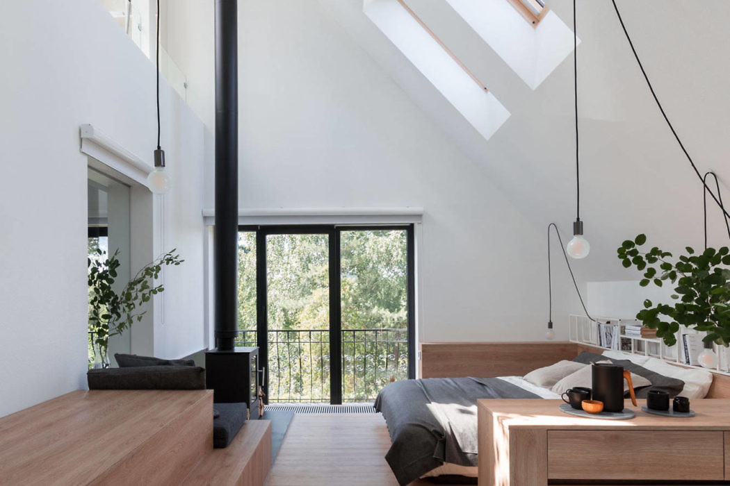 House in Moscow by Ruetemple Studio
