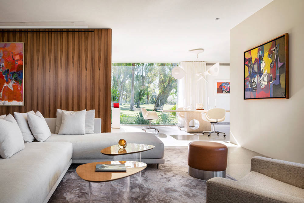 Palm Springs Home by Engberg Design & Development