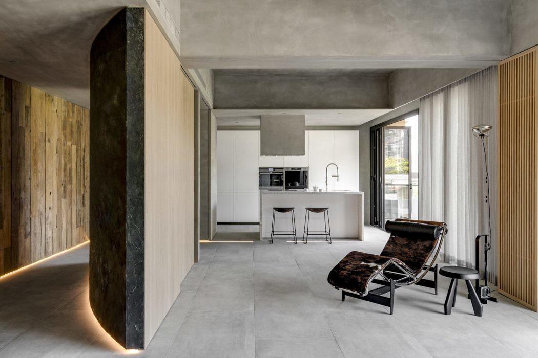 Din-a-ka by Wei Yi International Design Associates