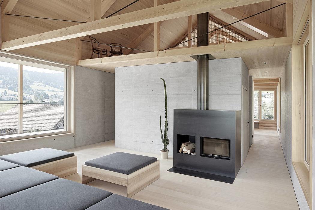 The Höller House by Architekten Innauer Matt