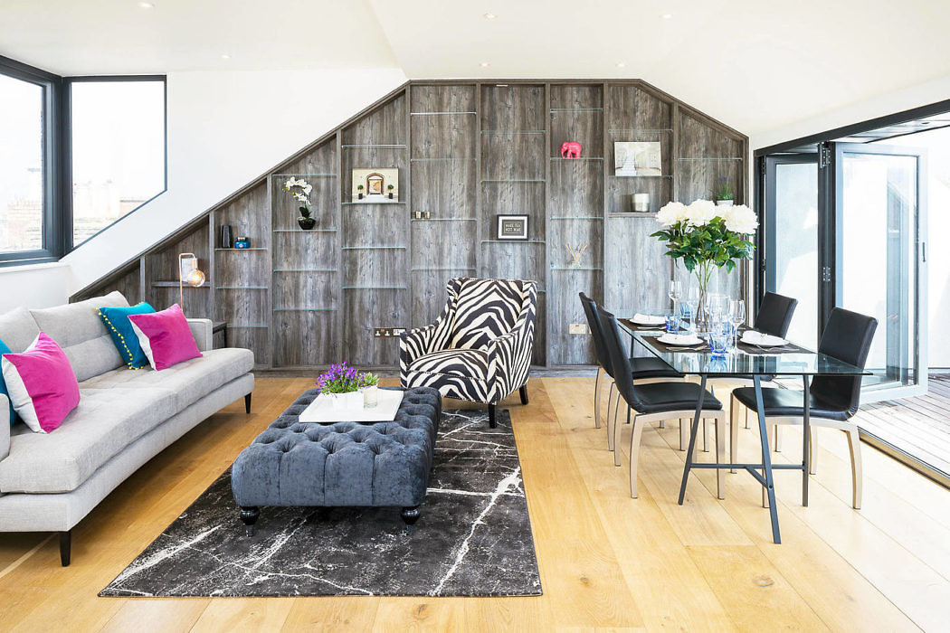 Clapham Home by AMARI