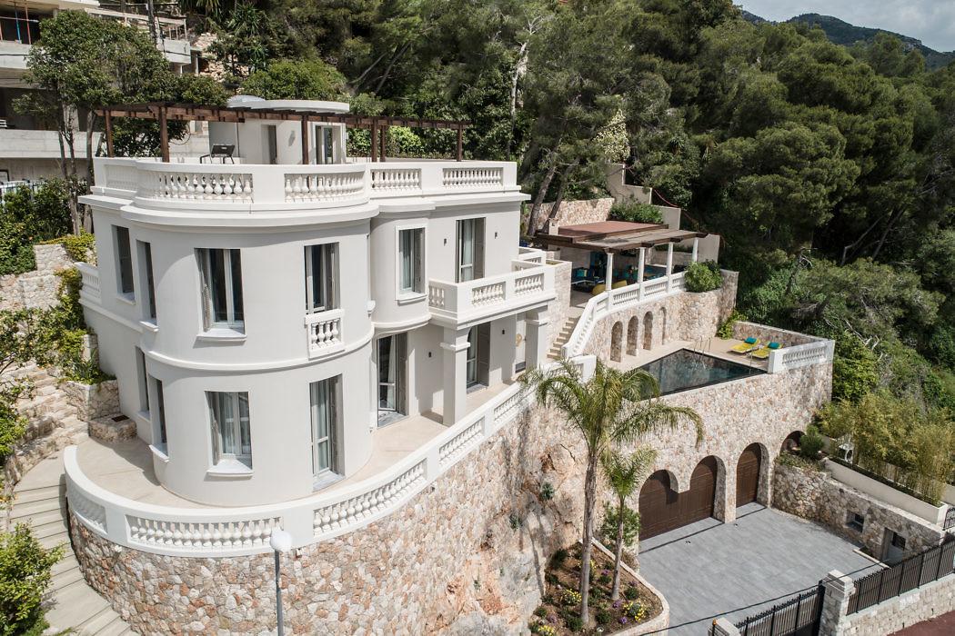 Villa in Monaco by NG-STUDIO Interior Design