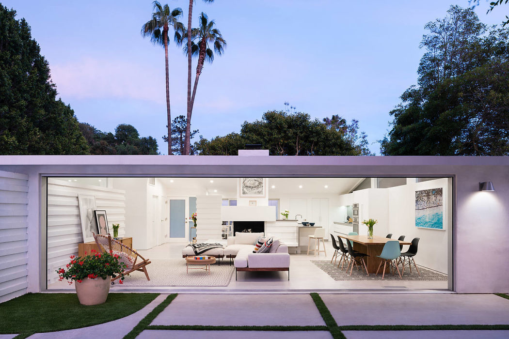 LA Midcentury Home by Alexander Gorlin Architects
