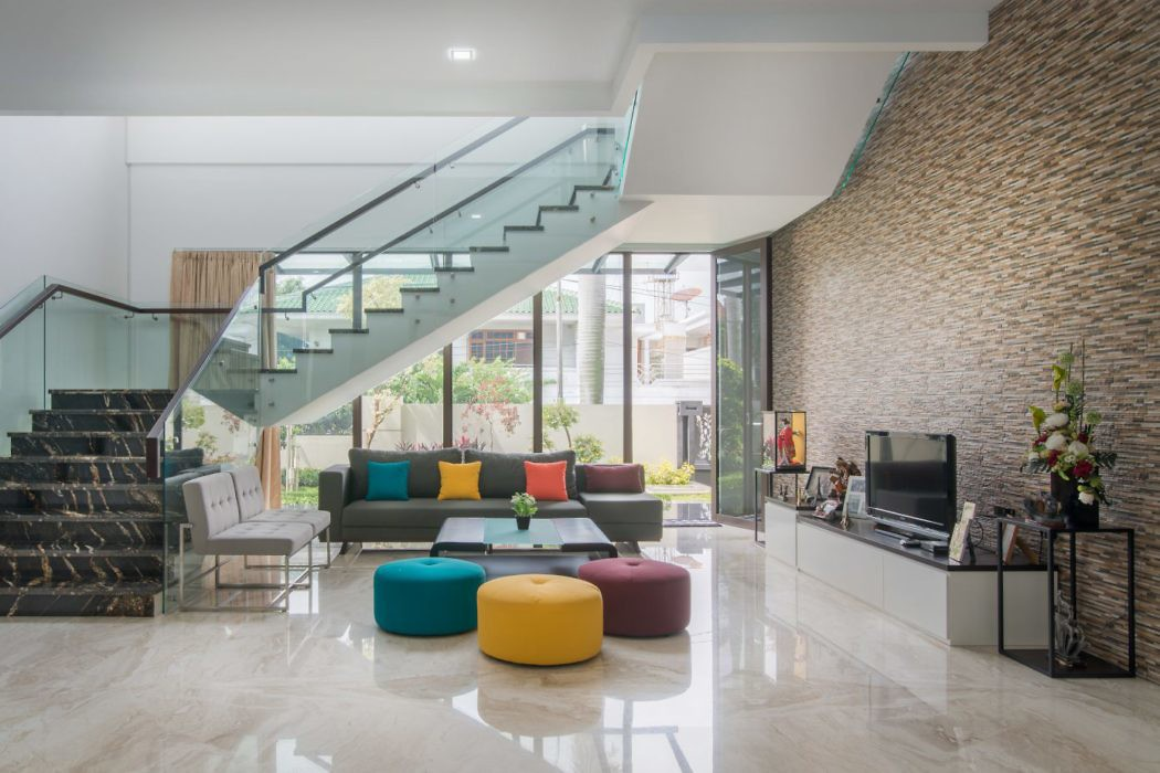Green Garden Residence by EVONIL Architecture