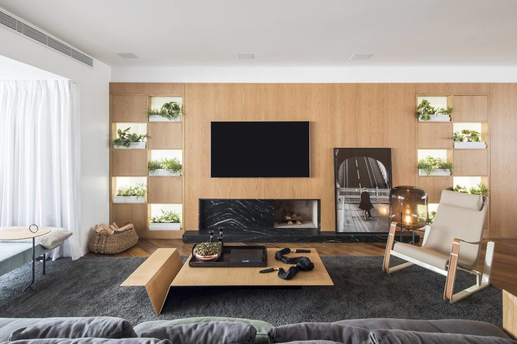 CKO Apartment by David Ito Arquitetura