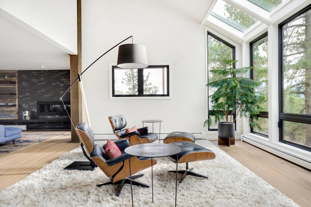 Genesee Mountain House by Ashleigh Weatherill Interior Design