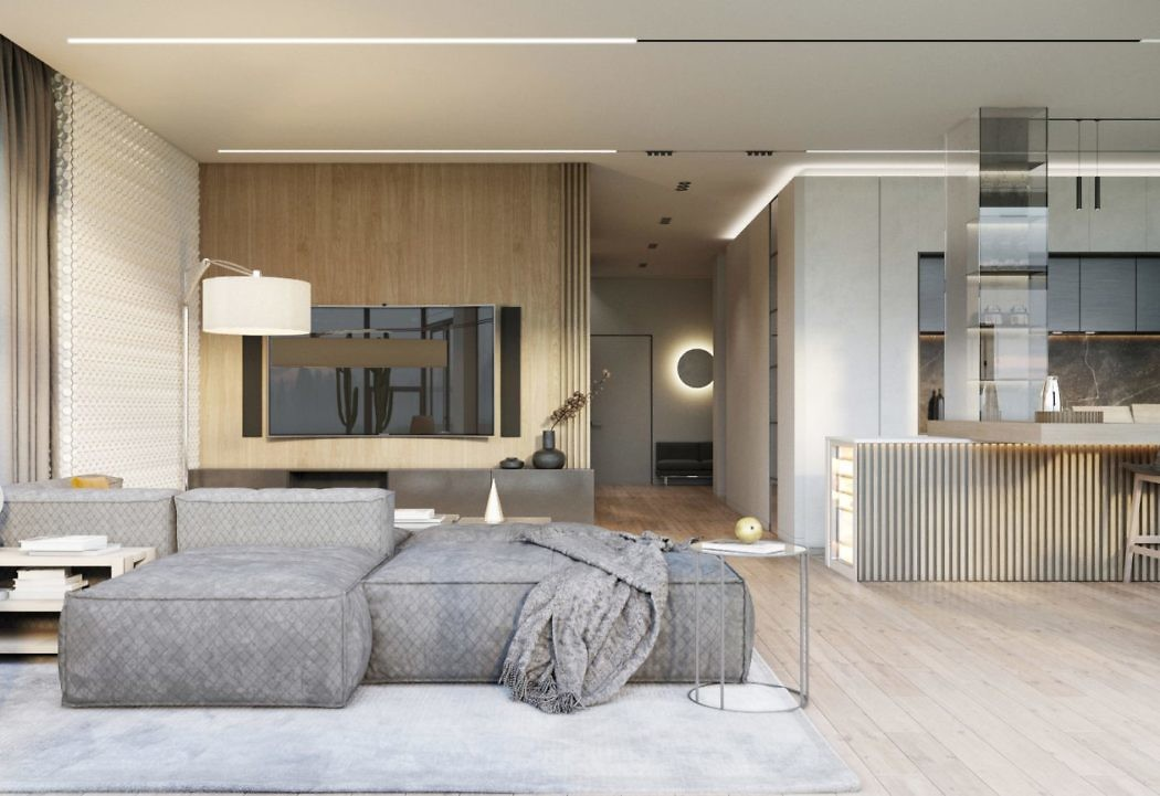 Comfort Apartment by Need Design - 1