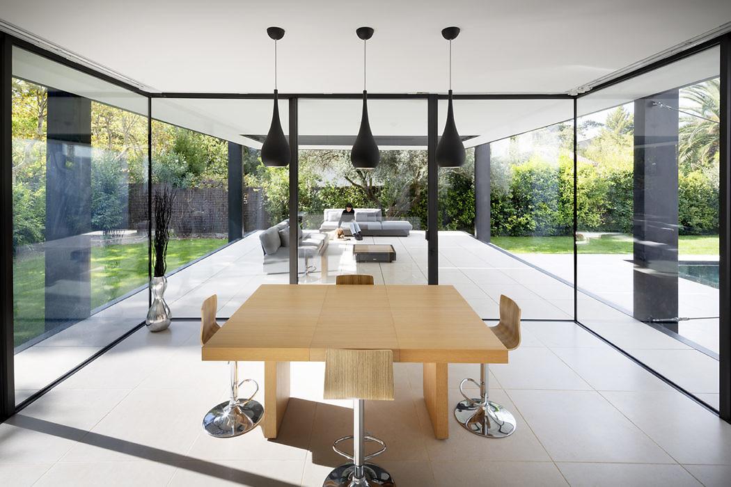 CTN House by Brengues Le Pavec Architectes