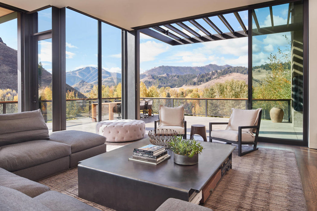 Lake Creek Residence by Olson Kundig