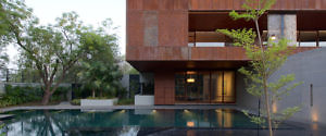 DIYA House by Spasm Design Architects