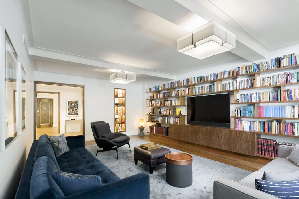 Manhattan Apartment by Studio ST