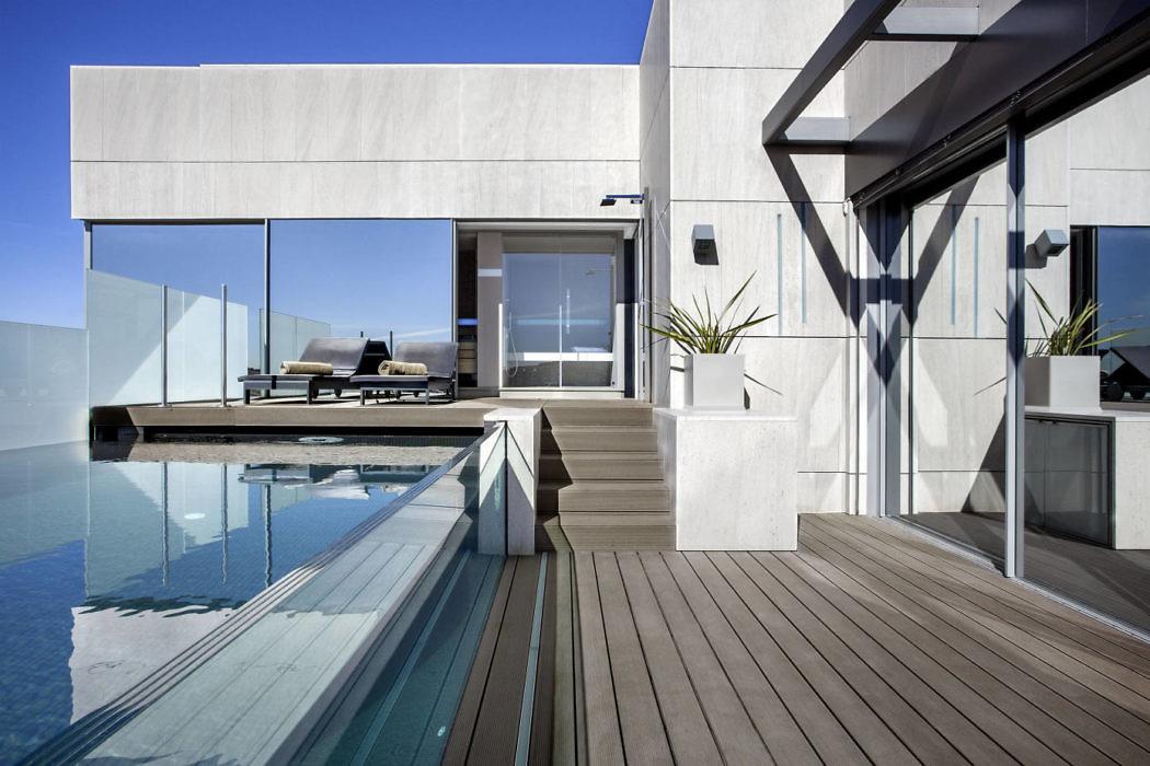 Penthouse in Valdebebas by Cano Y Escario Arquitectura