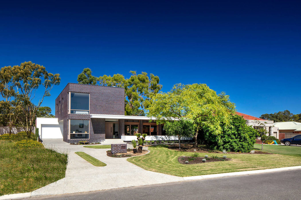House in Willagee by Mountford Architects