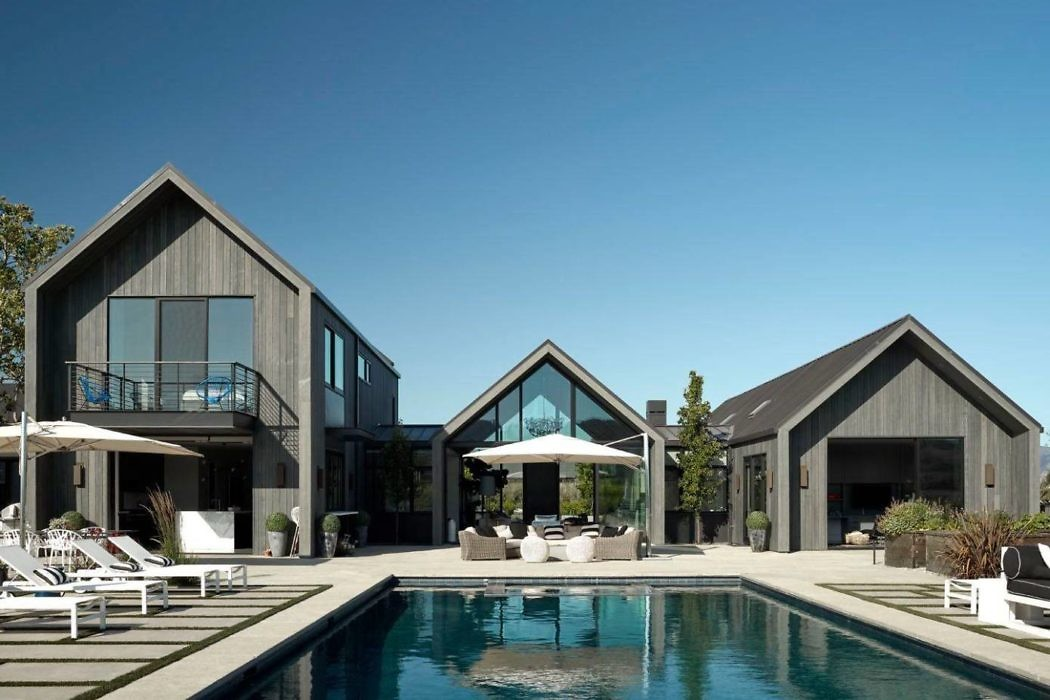 Ryan Residence by Holder Design Associates