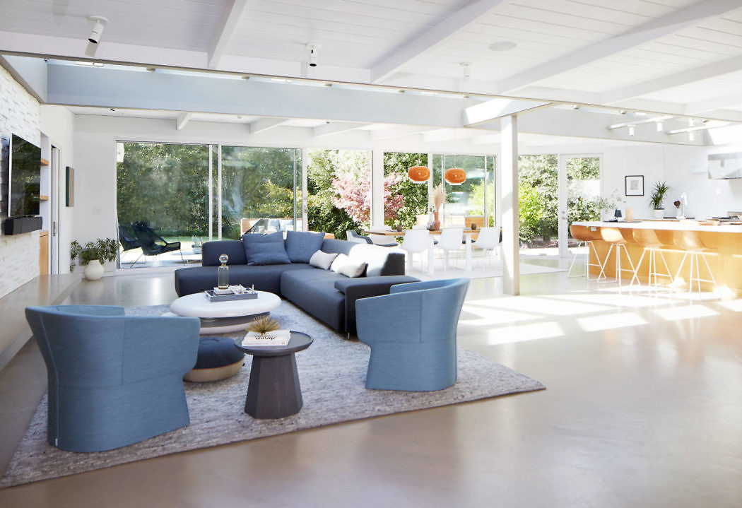 Mill Valley Home by Gamble + Design