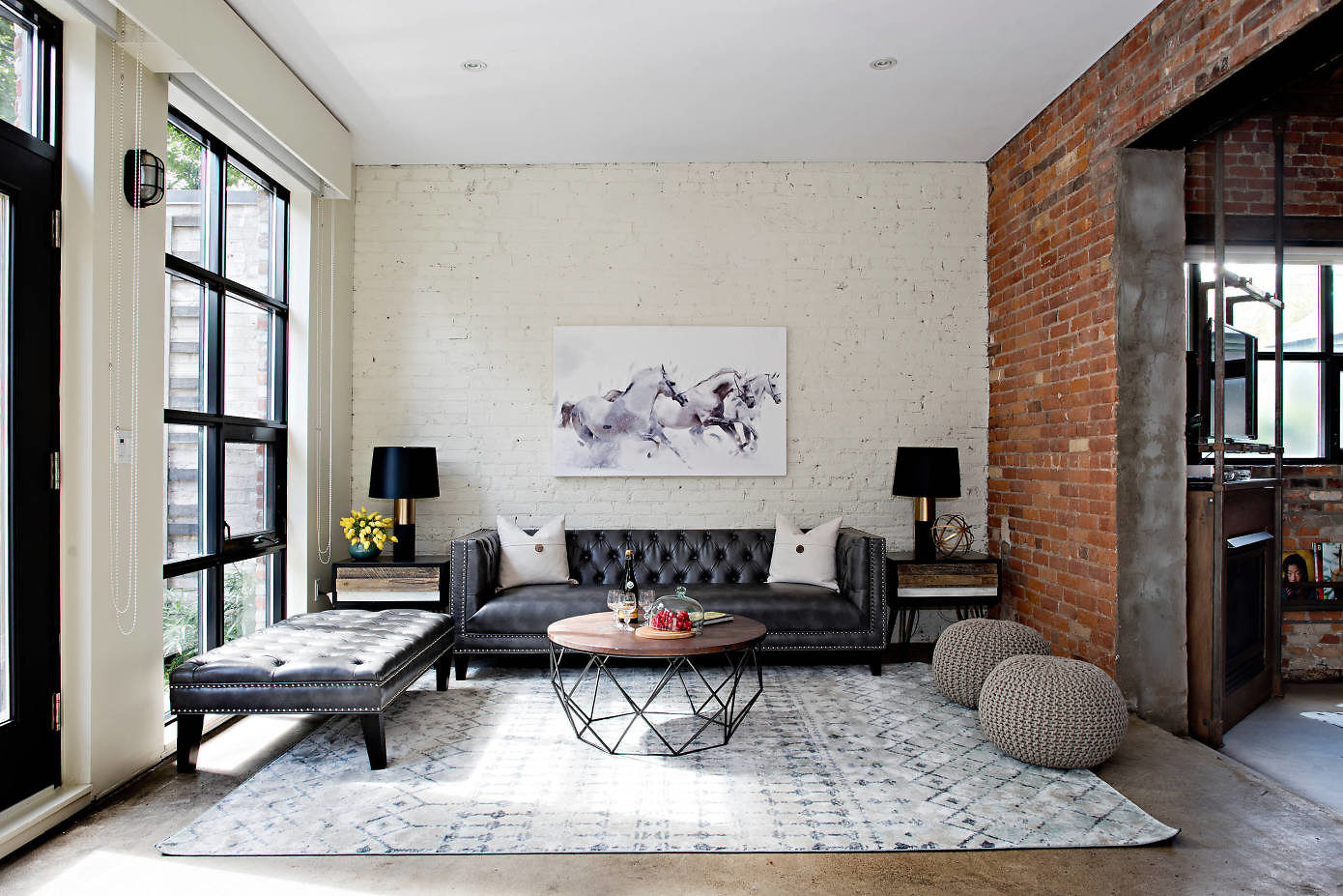 Toronto Loft by Studio Sheen | HomeAdore
