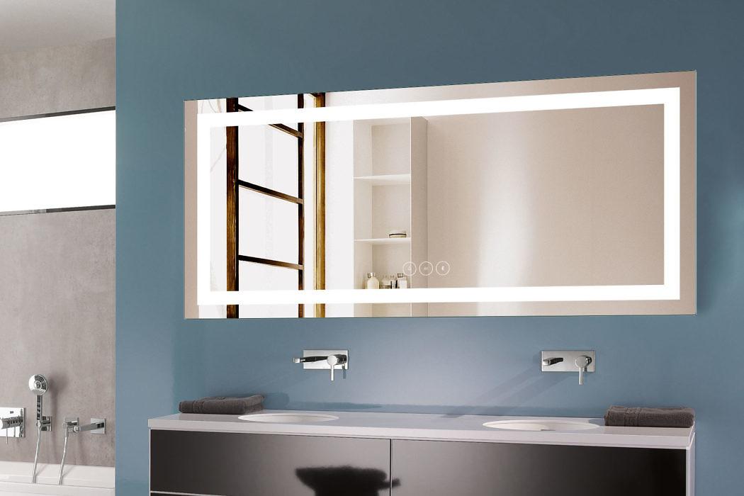 LED Mirror Development