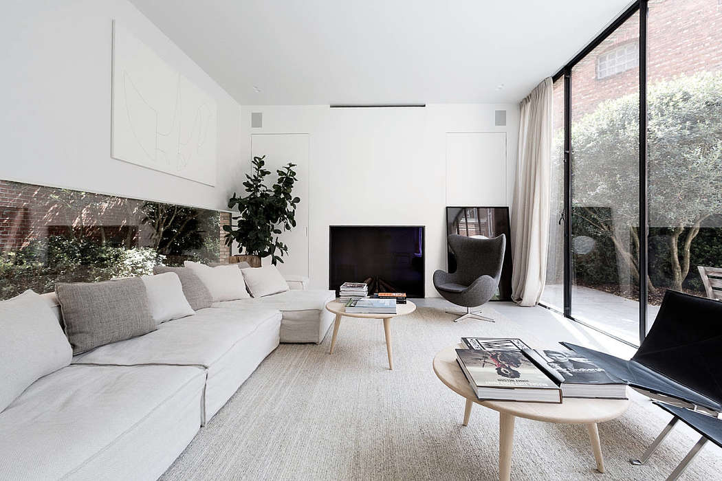 Residence in Antwerp by Am Designs