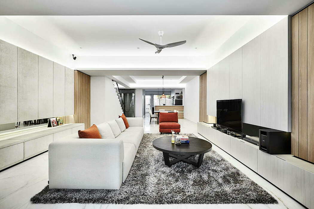 Home in Singapore by akiHAUS Design Studio