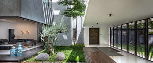Courtyard Villa by Moriq