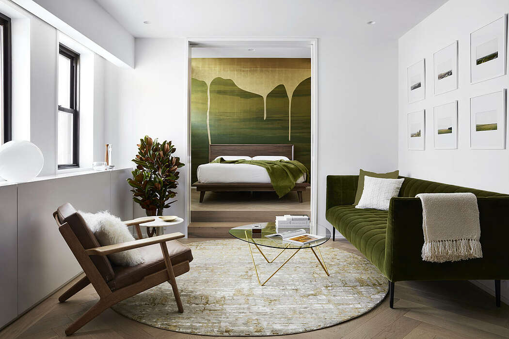 Chelsea Pied-a-Terre by Stadt Architecture
