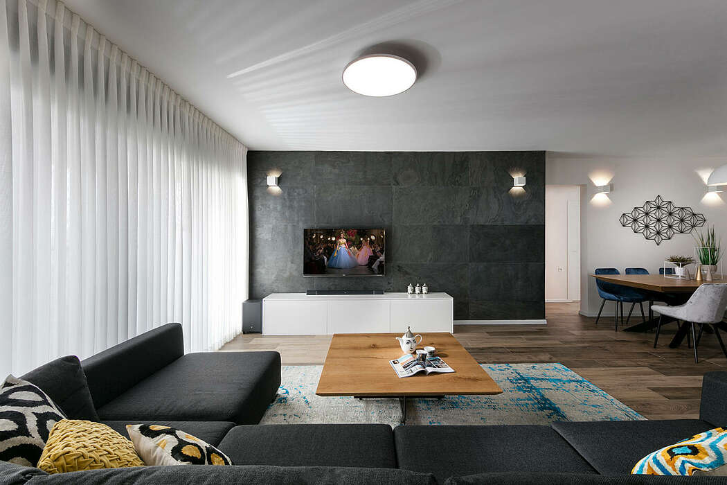 P.T Penthouse by Orly Regev