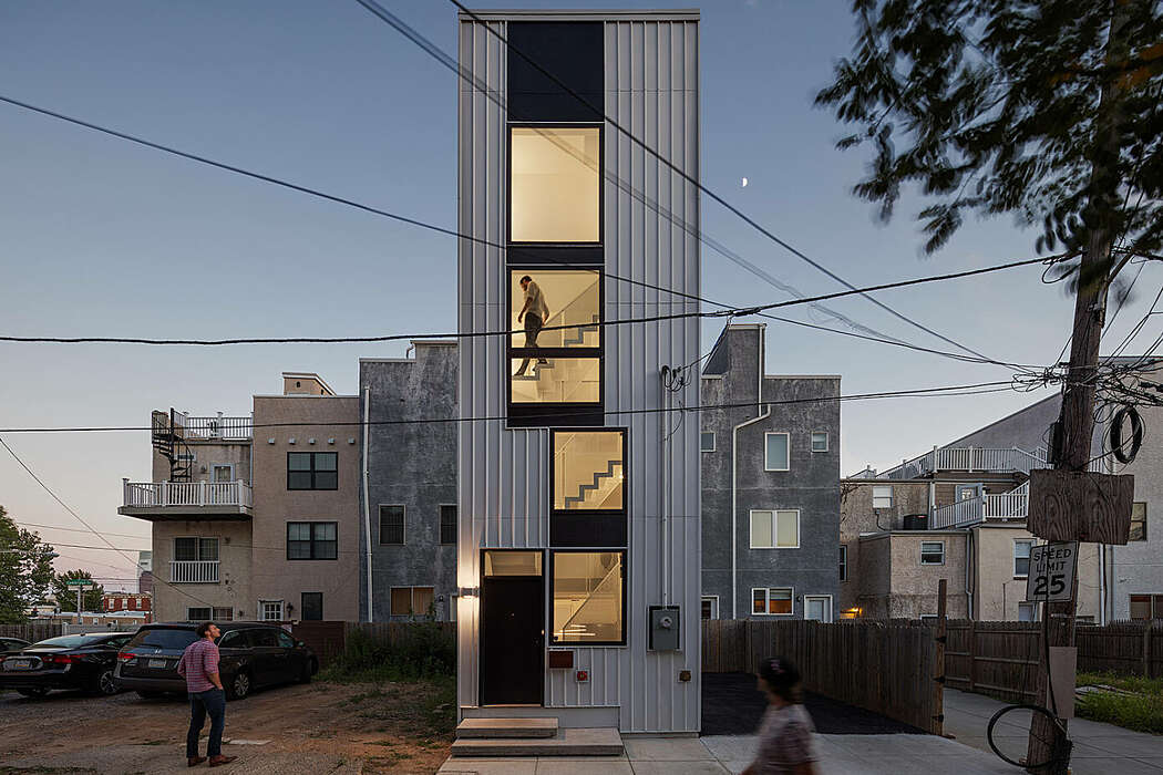 Tiny Tower by Interface Studio Architects
