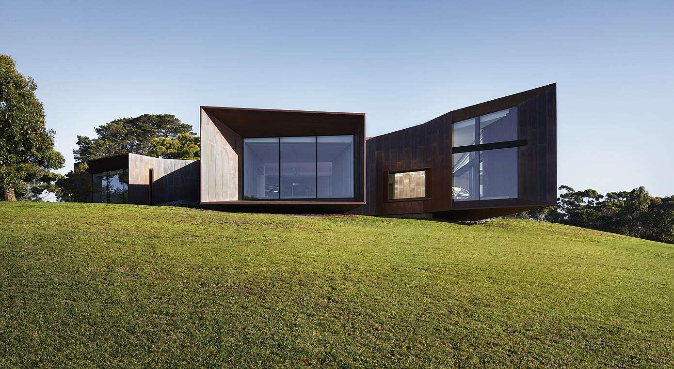 Boneo Country House by John Wardle Architects