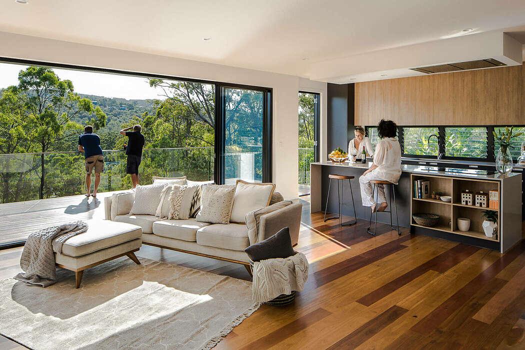 Hinterland Residence by Habitat Studio Architects