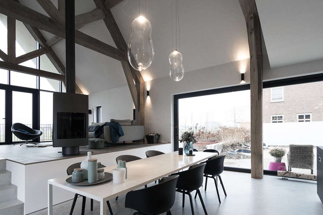 Longhouse by Architecten Studio-PLS