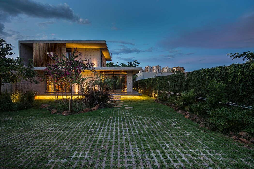 Casa Petro by Fernanda Padula Arquitetura