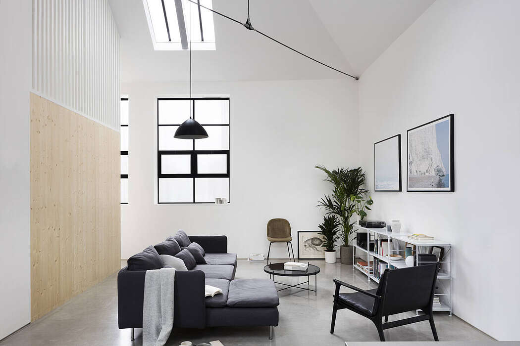 Defoe Road Home by Paper House Project