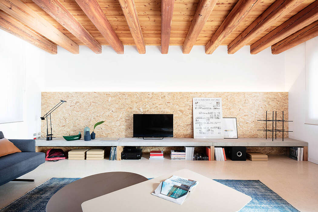 Interior DR by Didonè Comacchio Architects