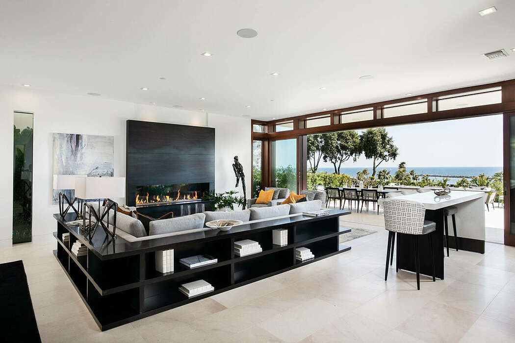 Contemporary Oceanscape by Nicholson Companies