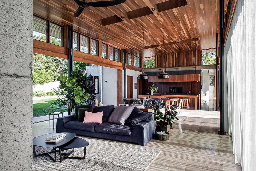 The Nest by Shaun Lockyer Architects