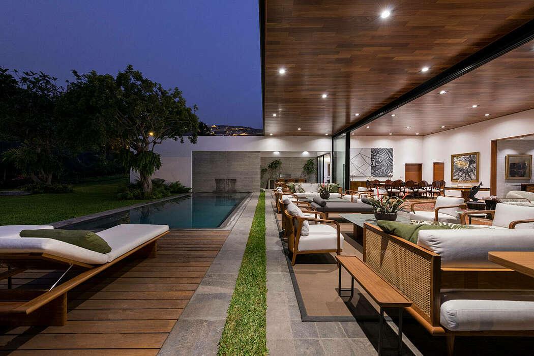 Casa Hierro by Elemento Arquitectónico – Constructivo