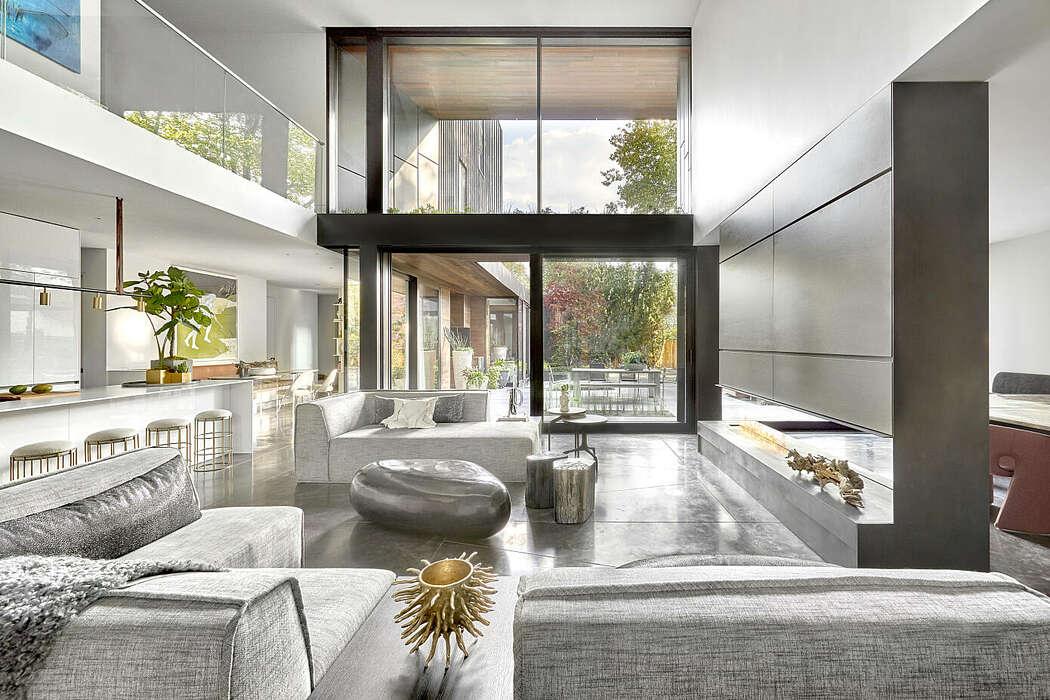 Zinc House by dSpace Studio