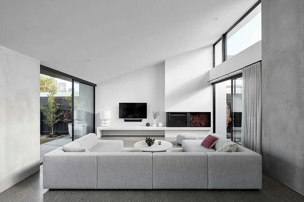 A House for Charlie by Tom Robertson Architects