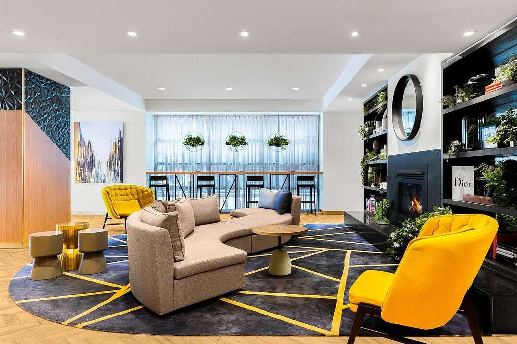 Adina Apartment Hotel by In Design International