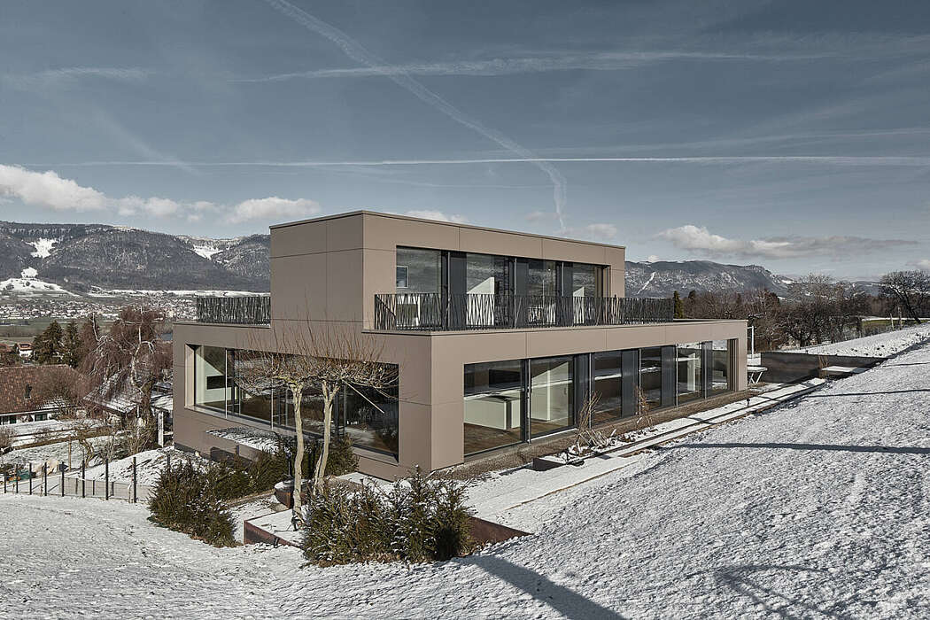 House in Bern by Tormen Architekten