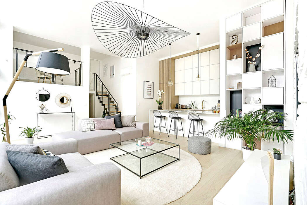 Loft Marion & Jonathan by Marion Tixier