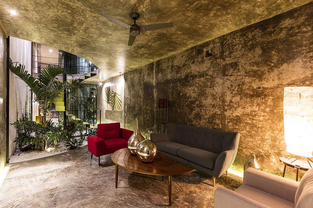 Kaleidos House by Taller Estilo Arquitectura