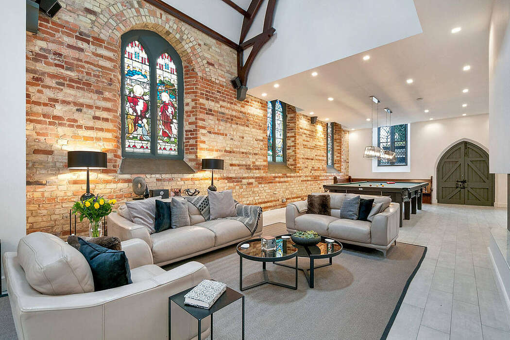 Church House by Holbrook Construction