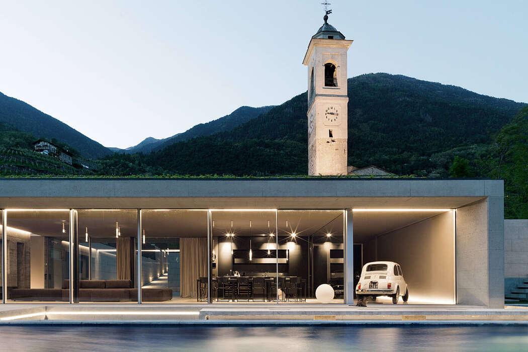 Casa G by Alfredo Vanotti