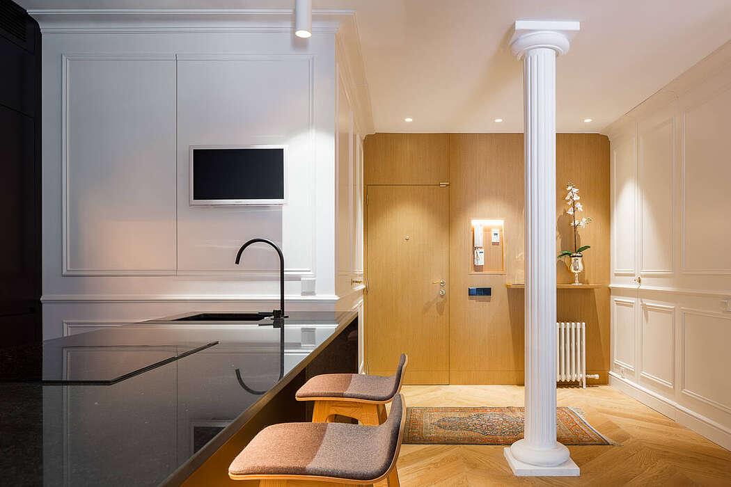 Reforma de Vivienda by AAGF Arquitectura