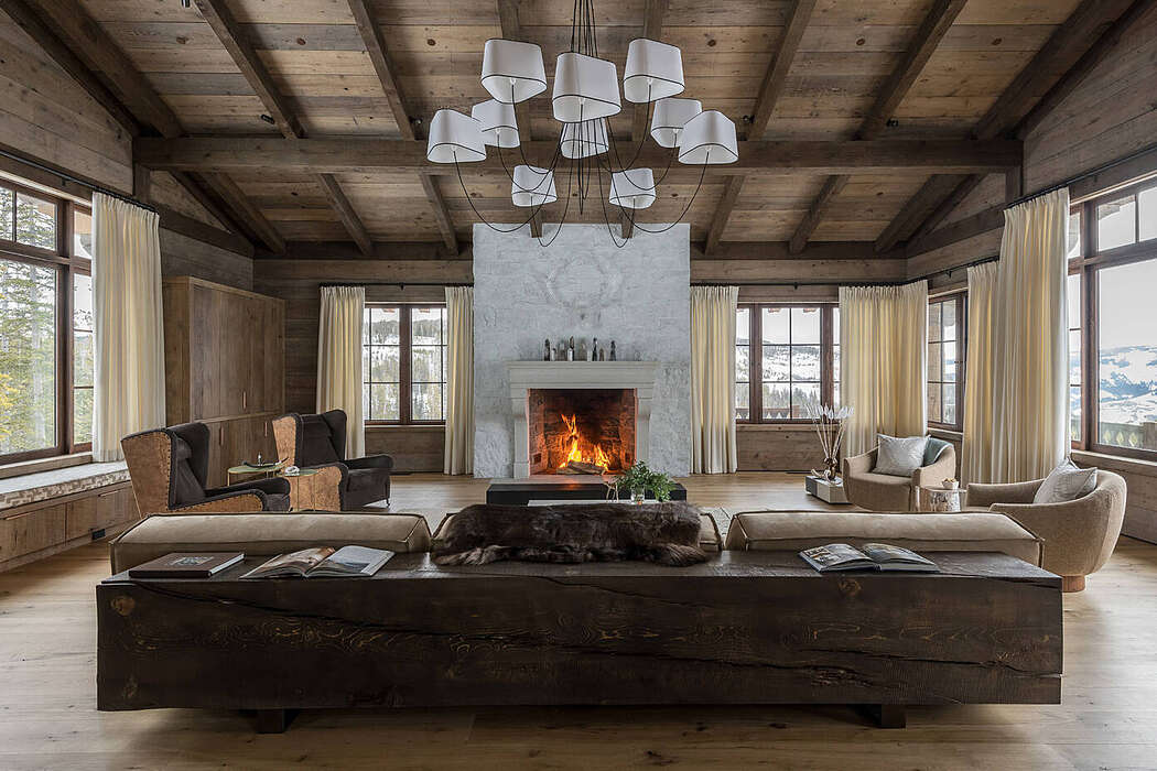 Chalet YCMT by Pearson Design Group